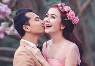 Lộ thiệp cưới ấn tượng của Huỳnh Đông - Ái Châu