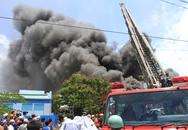 Cháy kinh hoàng ở Đà Nẵng, cách 10km vẫn nhìn thấy khói