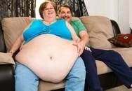 Bí quyết hấp dẫn của cô người mẫu có vòng bụng hơn 2m