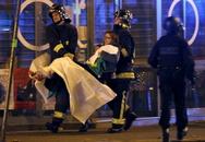 Hiện trường các vụ tấn công làm ít nhất 100 người chết ở Paris