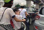 Hà Nội: Tắc hàng cây số trên đường Nguyễn Trãi