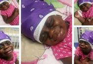 """Mẹ đau đớn khi con gái ốm yếu bị cư dân mạng gọi là """"yêu tinh"""""""