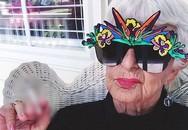 Cụ bà 87 tuổi chơi Instagram khiến giới trẻ phát sốt