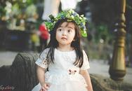 Bộ ảnh mới của 'thiên thần' Sài Gòn 4 tuổi 'đốn tim' dân mạng