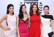 4 Hoa hậu Việt Nam hội tụ cùng khoe sắc