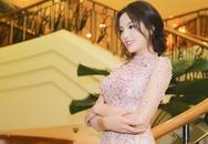 Hoa hậu Kỳ Duyên lộng lẫy dự tiệc