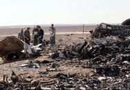 Hiện trường khủng khiếp vụ máy bay Nga rơi nhìn từ trên cao