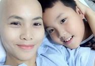 Nụ cười lạc quan của người phụ nữ xinh đẹp mắc bệnh ung thư vú