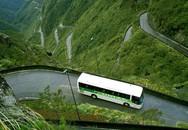 Kinh sợ những con đường nguy hiểm và chết chóc nhất thế giới