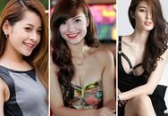 """Những mỹ nữ 9x """"giàu sụ"""" của showbiz Việt"""