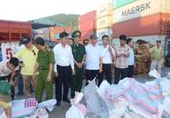 Hơn 2 tấn ngà voi nhập lậu bị bắt giữ tại Đà Nẵng
