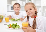 Thực phẩm nào giúp bé tăng sức đề kháng?