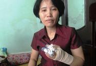 Người phụ nữ cầm dao chém đứt lìa 2 ngón tay hàng xóm