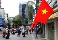 Đường Sài Gòn rực rỡ ngày đầu xuân