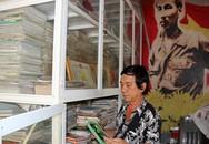 Thư viện Bác Hồ của người đàn ông giữ xe ở miền Tây