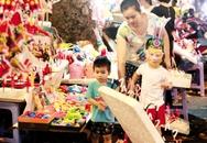 Trẻ khó thở, mẩn ngứa vì mặt nạ đồ chơi giá rẻ
