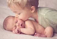 """Những hình ảnh khiến bạn muốn """"kiếm"""" ngay bé em cho con đầu lòng"""