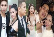 3 cặp sao Việt bất chấp sự phản đối của gia đình để đến với nhau