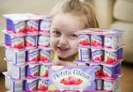 Bé 4 tuổi không biết ăn gì ngoài sữa chua