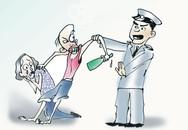Chồng hành xử bạo lực với vợ, bị xử lý thế nào?