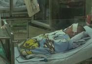 Bé sơ sinh bị đâm thấu sọ hồi phục thần kỳ