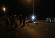 Thanh niên bị xe tải cán qua đầu chết thảm