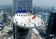 Giàn pháo hoa sẽ khai hỏa trên tòa nhà cao nhất Sài Gòn