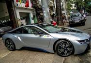 BMW i8 màu bạc đầu tiên giá 5,5 tỷ đồng ở Sài Gòn