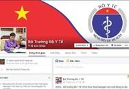 Facebook của Bộ trưởng