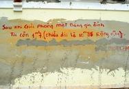 Hà Nội: Cận cảnh bức tường giá 1 tỷ trên đường Nguyễn Văn Huyên