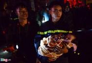Cảnh sát 9X cứu hơn 50 người ở vụ cháy chung cư