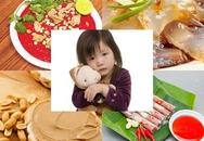 Những món ăn thơm ngon nhưng hủy hoại sức khỏe của trẻ