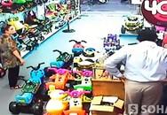 Cặp đôi Tây vào tiệm trộm 10 triệu đồng, còn boa cho nhân viên