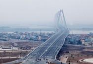 Hà Nội: Cấm các phương tiện qua cầu Nhật Tân đêm giao thừa