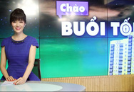 Hoa hậu Việt Nam 1994 dẫn chương trình Chào buổi tối