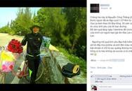 Chàng trai đạp xe 1071 km để tặng quà cho bạn gái