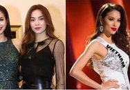 """Hồ Ngọc Hà nói gì về việc """"chảnh"""" của Pham Hương tại bán kết Miss Universe 2015"""