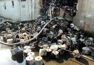 6 người gặp nạn trong xưởng bốc cháy lúc rạng sáng