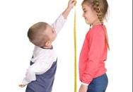 5 thói quen xấu khiến trẻ thấp lùn