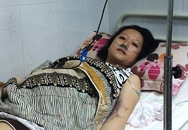 Rớt nước mắt khoảnh khắc hạnh phúc của người mẹ trẻ bị ung thư