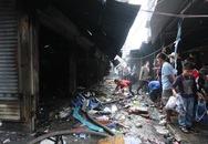 Hải Dương: Cháy chợ  ở Kinh Môn vì đốt vàng mã?