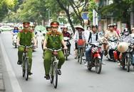 Chiếc xe đạp của cảnh sát