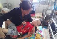 Bé trai 5 tuổi bị đánh vỡ gan, gãy xương sườn