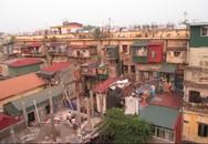 Rùng mình những căn hộ hứng nước thải ở Hà Nội