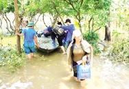 Hậu mưa lũ vùng đông bắc: Ô nhiễm khắp nơi, bùn đất ngập nhà