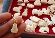 Về Buôn Đôn, xem đồ trang sức làm từ... voi