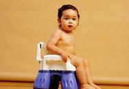 """Trẻ dưới 6 tháng tuổi đã nên tập""""xi"""" tè?"""