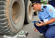 """""""Canh me"""" cảnh sát giao thông, bỏ túi hàng trăm triệu"""