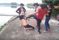 Một nữ sinh bị lột áo, đánh hội đồng và bắt nhảy xuống sông gây phẫn nộ ở Bắc Giang