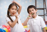 Để hàm răng của trẻ không bị ngả màu